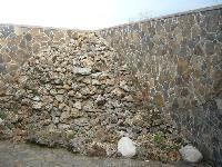 Dekorační kámen do zahrad travertin